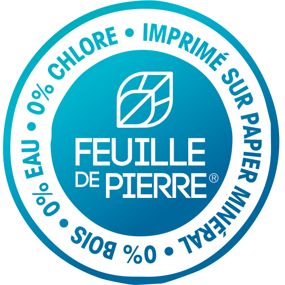 label feuille-de-pierre